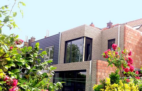 Extension rez-de-chaussée et 1er étage